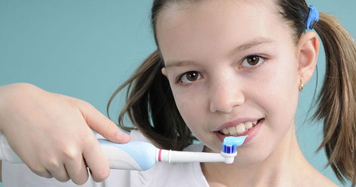 Elektrische Kinderzahnbürsten Test 2015