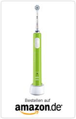 Oral-B Junior Elektrische Zahnbürste für Kinder ab 6 Jahren, mit weichen Borsten & Timer
