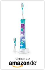 Philips Sonicare For Kids Connected Elektrische Zahnbürste mit Schalltechnologie für Kinder